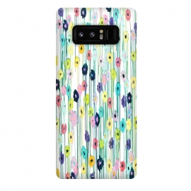 Galaxy Note 8  Blooms Need Bees 2 by  (modern,fun)