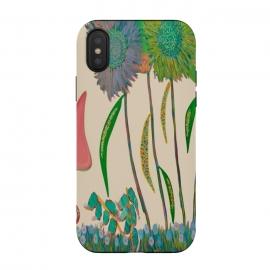 iPhone Xs / X  Pretty Pink 2 by  (modern fun)