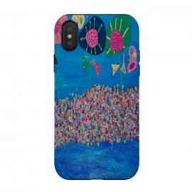 iPhone Xs / X  Plutos Garden by  (fun modern)