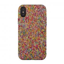 iPhone Xs / X  Plutos Flowers by  (fun modern)