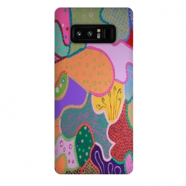 Galaxy Note 8  Colours of Another Galaxy by Helen Joynson (modern fun)
