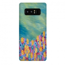 Galaxy Note 8  My Happy Place by  (modern fun)