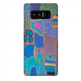 Galaxy Note 8  Colour Has Life by  (fun modern)