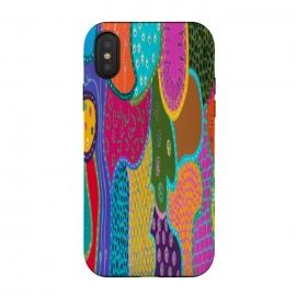 iPhone Xs / X  Colour is Fun by  (fun modern)