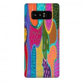 Galaxy Note 8  Colour is Fun by  (fun modern)