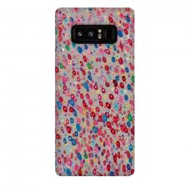 Galaxy Note 8  Floating Flowers 2 by  (modern fun)