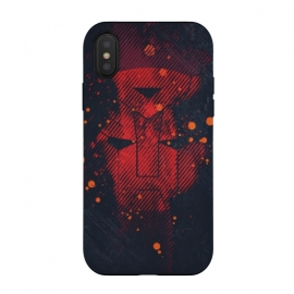 iPhone Xs / X  Autobotsplash by  (transformer,transformers,autobot,robot,Optimus Prime,Cybertron,Decepticons,autobots)