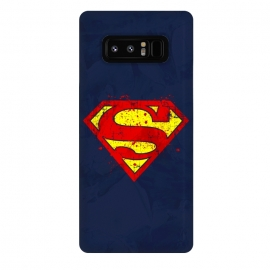 Galaxy Note 8  Super Man's Splash by Sitchko Igor