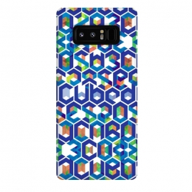 Galaxy Note 8  Cubed Balance by Sitchko Igor (Balance,Cubed,Cube,Space,Geometry,Colorful,Digital,Symetry,Line,Symetrical,Chaos,Blue,System,Geometrical,Worlds,Letters,Characters,Symbols,Type,Print)