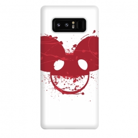 Galaxy Note 8  Deadmau5 V2 by  (Deadmau5,Maus,Deadmaus,Dj,Deejay,Music,Producer,Dead,Sound,Rave,Electro,Techno,Progressive,Maustrap,Fat)