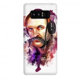 Galaxy Note 8  Cossack Ivan Sirko listen music by  (Cossack,Ivan,Sirko,Listem,music,sound,audio,dj,Deejay,Headphones,Ukraine,Ethno,history,warrior,soldier,man,human,moustache)