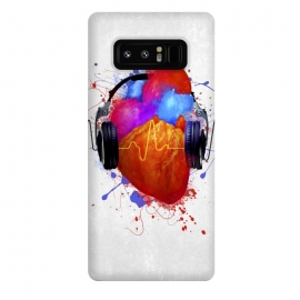 Galaxy Note 8  No Music - No Life by Sitchko Igor