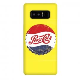 Galaxy Note 8  Vintage Pepsi by  (Vintage,soda,pepsi,coke,cola,water,food,old)