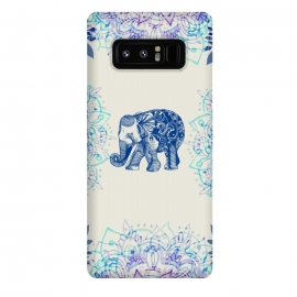 Galaxy Note 8  Pretty Little Elephant  by Rose Halsey