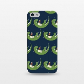 iPhone 5/5E/5s  Dinosaur new shoes by Coffee Man