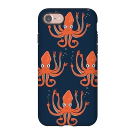 iPhone 8/7  Signals Octopus  by Coffee Man