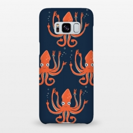 Galaxy S8+  Signals Octopus  by Coffee Man