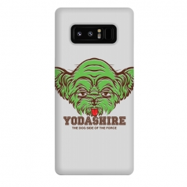 Galaxy Note 8  [ba dum tees] Yodashire by Draco (star,wars,yoda,dog,yorkshire,pet)