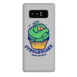 Galaxy Note 8  [ba dum tees] Cthulhucake by  (cupcake,cake,octopuss,tentacle,eye)