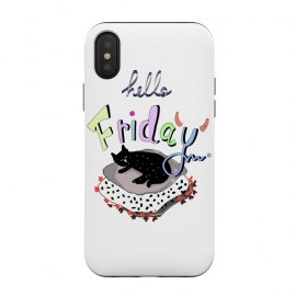 iPhone Xs / X  Hello Friday by
