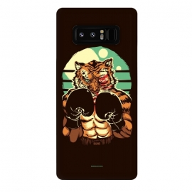 Galaxy Note 8  Eye of the Tiger by Draco (tiger,boxe,fight,mma,rocky,balboa)
