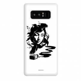 Galaxy Note 8  Ink by Draco