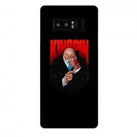 Galaxy Note 8  Kingpin by  (Daredevil,marvel,king,pin,kingpin,villain)