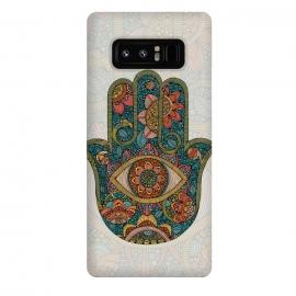 Galaxy Note 8  Hamsa by  (hamsa,colors)