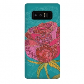 Galaxy Note 8  Ithaca by Valentina Harper (flowers,colors)