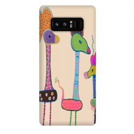 Galaxy Note 8  Hello There 2 by Helen Joynson (mmodern fun)