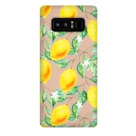 Galaxy Note 8  Lemon Fresh by