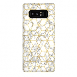 Galaxy Note 8  Graphic Marble by Martina