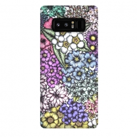Galaxy Note 8  A Bevy of Blossoms by ECMazur