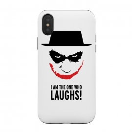 Heisenberg Joker I Am The One Who Laughs Breaking Bad Dark Knight  by Alisterny