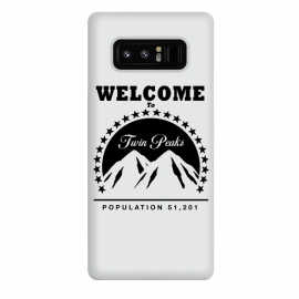 Galaxy Note 8  Twin Peaks Paramount Logo by  (twin-peaks, twinpeaks, tv-series, markfrost, mark-frost, firewalkwithme, davidlynch, david-lynch, lynch, laurapalmer, murder, crime, detective, laura-palmer, twinpeaks2017, showtime, logo, paramount,mashup, mashups, funny, popculture, funnytshirt, funnyshirt, tshirt, parody, nerd, geek, geeky, humor)