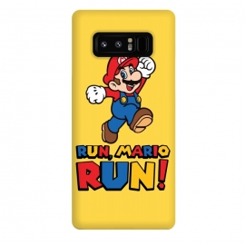Galaxy Note 8  Run, Mario Run by Alisterny (mario, nintendo, mario-bros, mariobros, mario-run, run, gaming, games, iphone, game, forest-gump,mashup, mashups, funny, popculture, funnytshirt, funnyshirt, tshirt, parody, nerd, geek, geeky, humor, humour, fanart, fan art, movies, movie, film, quotes, cool, design, tee, t-shirt)