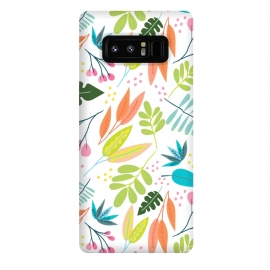 Galaxy Note 8  Rainbow Jungle by  (Jungle,leaves)