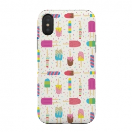 Ice Cream Social by TracyLucy Designs (ice cream,summer,sprinkles,pattern,food)