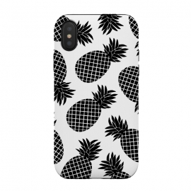 Pineapple In Black  by Amaya Brydon