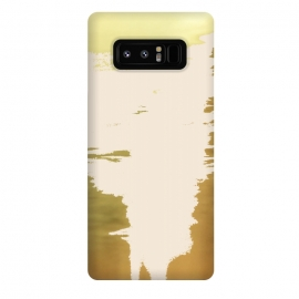 Galaxy Note 8  Blush Gold by  (acrylic, gold, blush, metallic, exotic, rose gold, random, abstract)