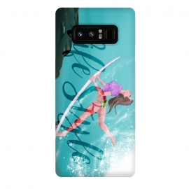 Galaxy Note 8  Free Surf - Life Style 02 by Guga Santos