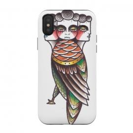 iPhone Xs / X  Birdgirls by