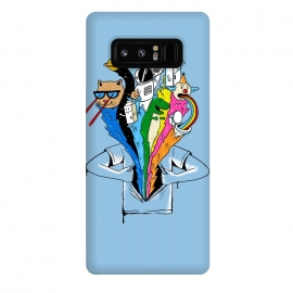 Galaxy Note 8  Inside by