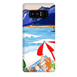 Galaxy Note 8  Beach Holiday 3 by