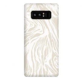 Galaxy Note 8  Nude Marble by Caitlin Workman
