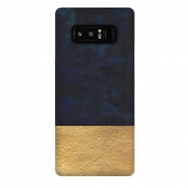 Galaxy Note 8  Velvet and Gold by