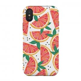iPhone Xs / X  Citrus Surprise by