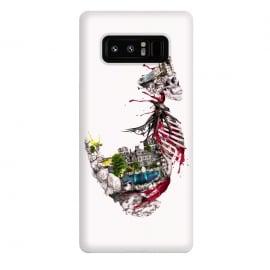 Galaxy Note 8  Legendary Skull Island by