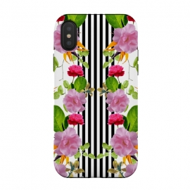 iPhone Xs / X  Spring Garden by
