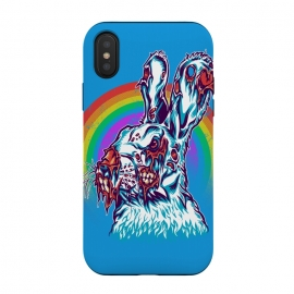 iPhone Xs / X  Zombie Rabbit by